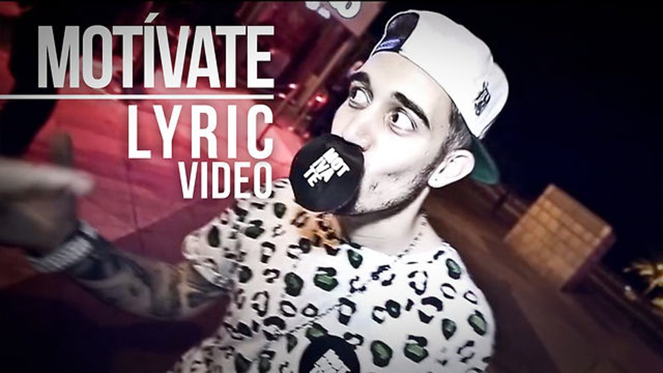 16 MOTÍVATE LYRIC